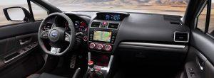 2016 Subaru WRX Interior