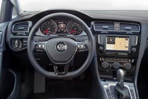 2016 Volkswagen Golf Interior