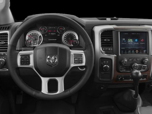2015 Ram 3500 Interior