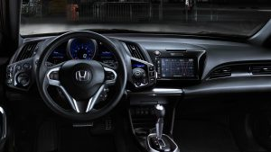 2016 Honda CR-Z Interior