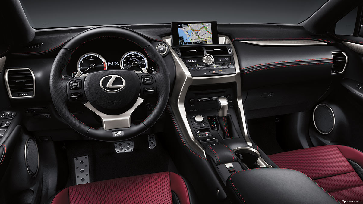 Lexus Nx Interior >> Oil Reset Blog Archive 2016 Lexus Nx 200t Interior