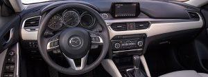 2016 Mazda 6 Interior
