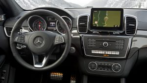 2016 Mercedes Benz GLS550 Interior