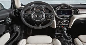 2016 Mini Countryman Interior