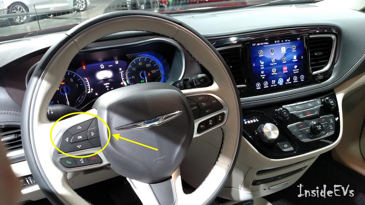 Oil reset blog archive 2017 chrysler pacifica interior for Chrysler pacifica 2017 interior