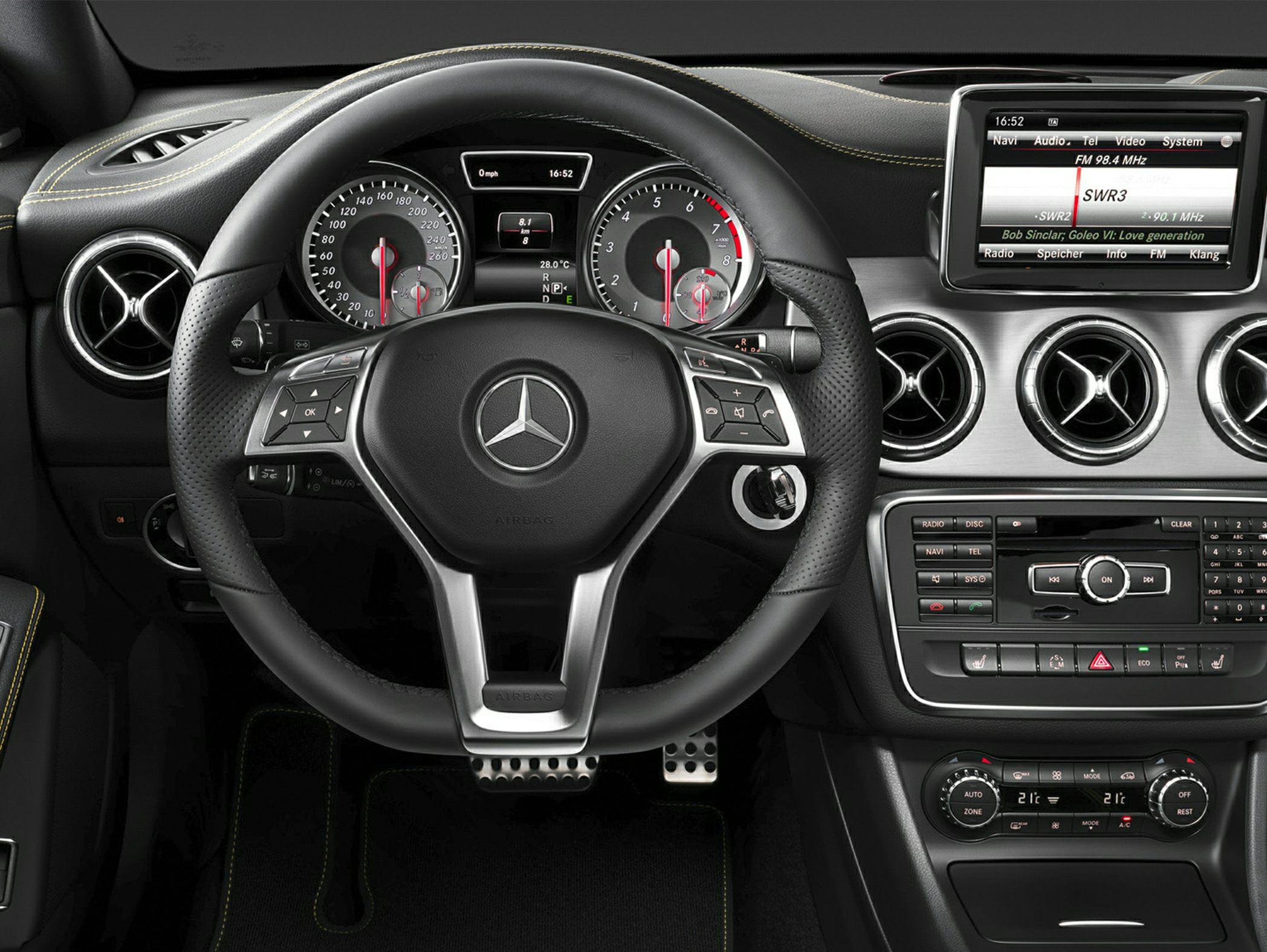 Oil Reset » Blog Archive » 2016 Mercedes-Benz CLA ...