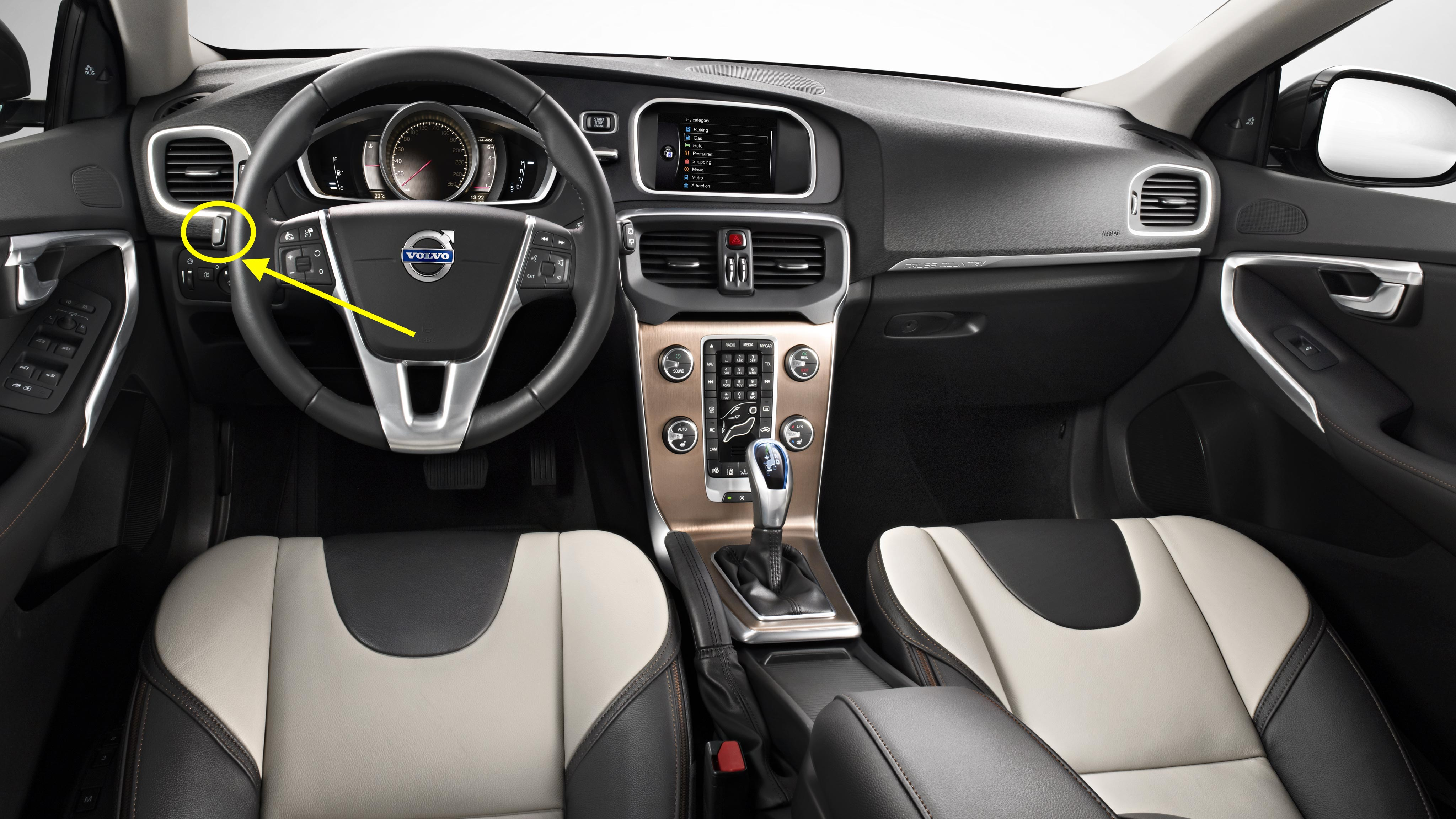 Oil Reset » Blog Archive » 2016-volvo-v60-cross-country-interior