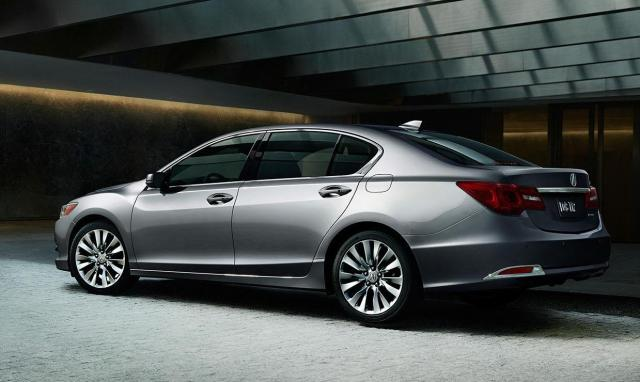 Oil Reset » Blog Archive » How to Reset the 2017 Acura RLX ...