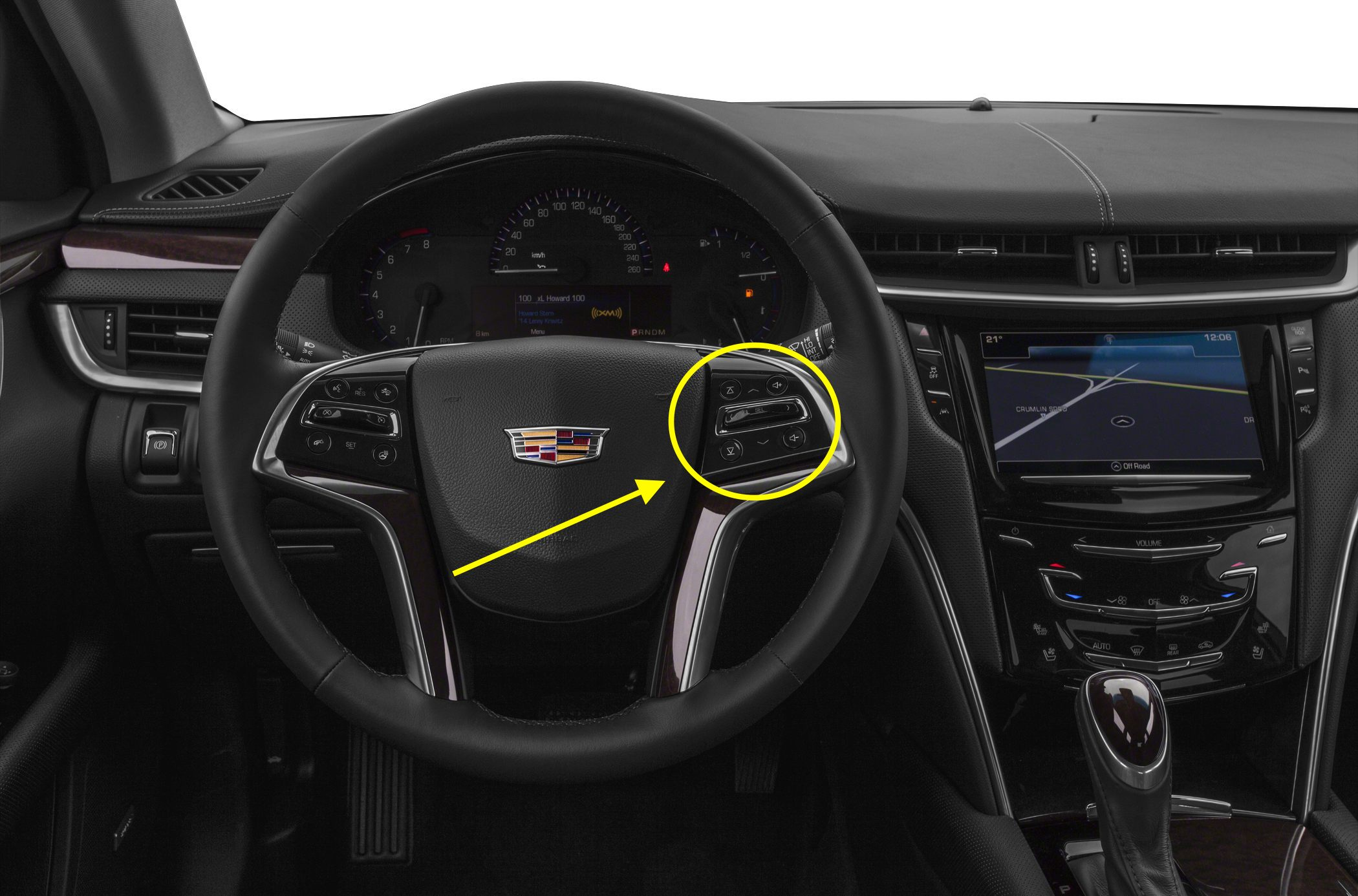 Oil Reset » Blog Archive » 2017 Cadillac XTS Interior