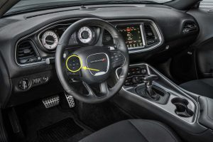 2017 Dodge Challenger Steering Wheel Controls