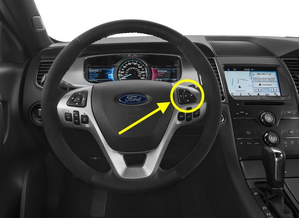 2016 Ford Taurus Sho >> Oil Reset » Blog Archive » 2017 Ford Taurus Steering Wheel Controls