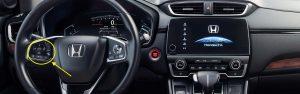 2017 Honda CR-V Steering Wheel Controls