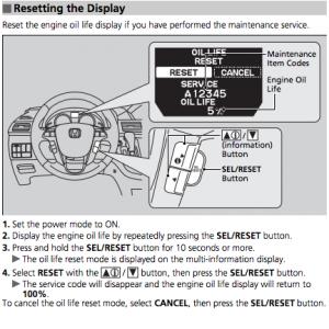 2017 Honda Odyssey Steering Wheel Controls