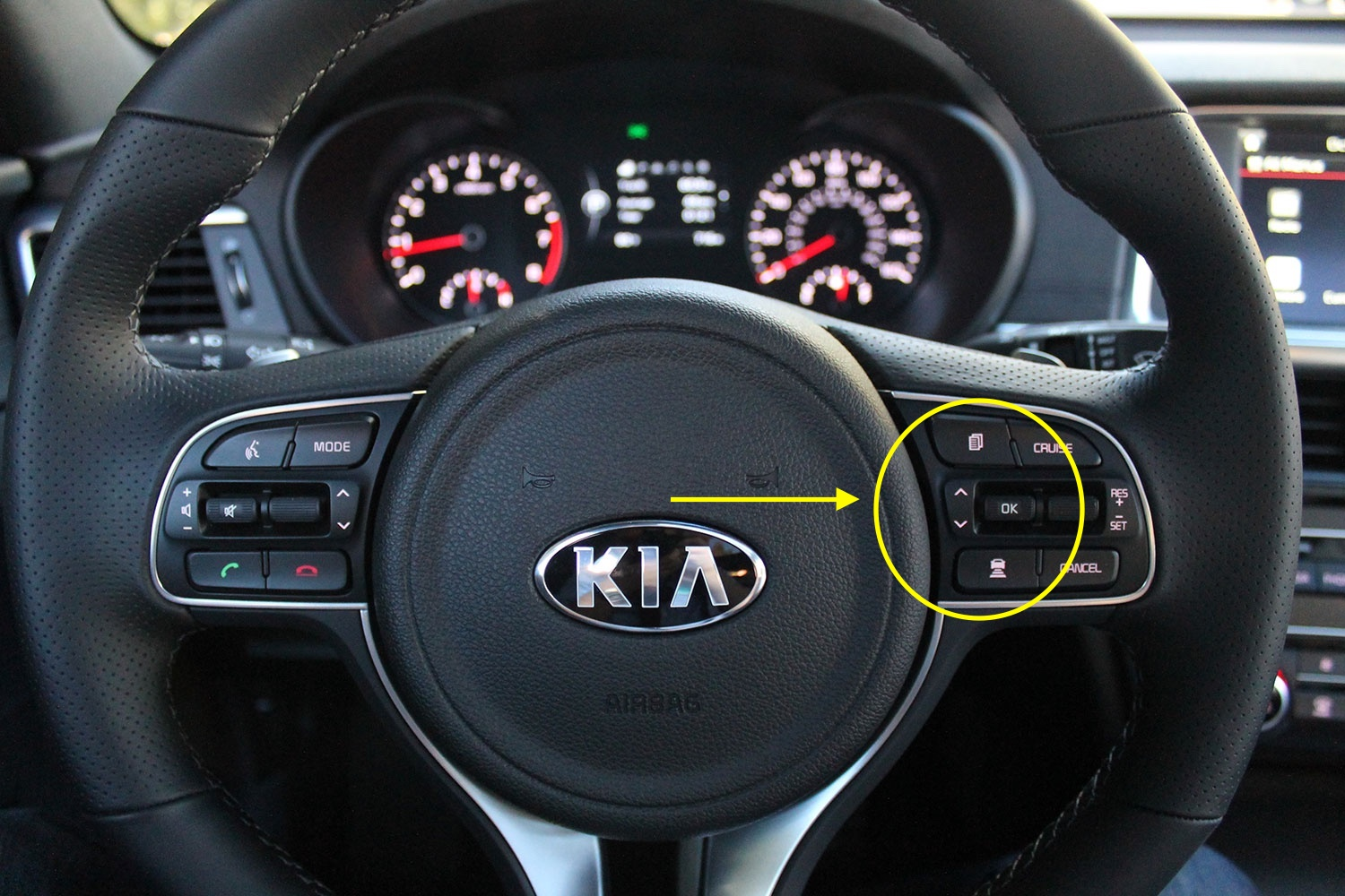 Oil Reset Blog Archive 2017 Kia Optima Steering Wheel Controls