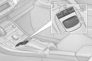 2017 Lexus Remote Touch